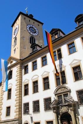Rathausturm Altes Rathaus