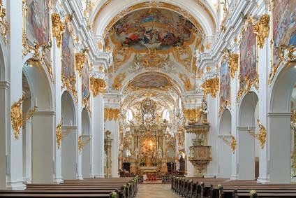 Alte Kapelle in Regensburg